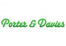 Porter & Davies (Endorsement)